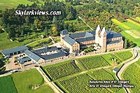 Kloster & Weinberge - abbey and vineyards